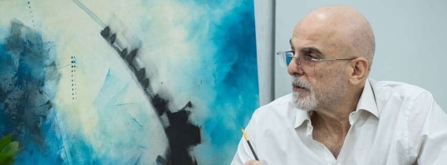Hany Fawzy: On Creating Confident, Colourful and Conflicted Masterpieces