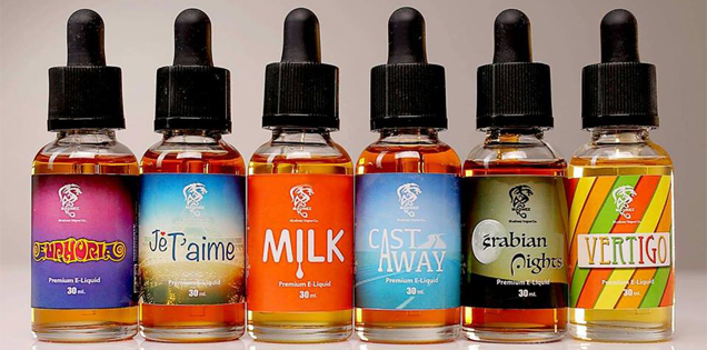 Vaping in Cairo: 8 Egyptian E-Liquid Brands That Have Taken on the E