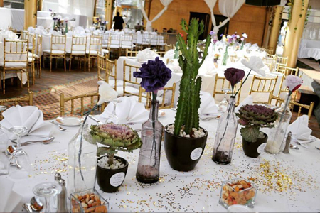 Weddings in cairo 10 wedding planners in egypt that can make your known for her unconventional wedding ideas like using cactuses for centrepieces noha khalil is another popular name in the event planning industry known junglespirit Images