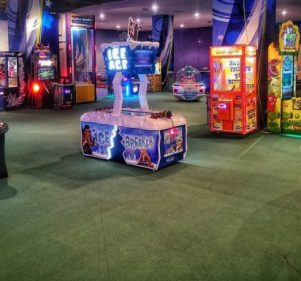 Magic Planet: Amusement Park & Arcade Zone at Cairo Festival City, For Kids & Adults Alike