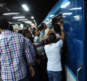 10 قواعد علشان تجربة مترو الأنفاق تعدي على خير