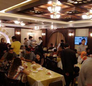 بالصور: مطعم صبحي كابر الجديد.. مكان أكبر بس جودة أقل