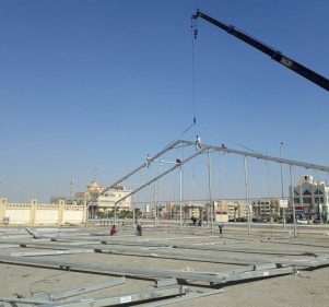 Construction Is Officially Under Way for Cairo West's Largest Cultural Event