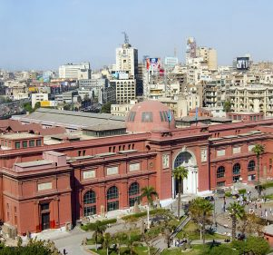 Record Breaking Number of Tourists Visit the Egyptian Museum
