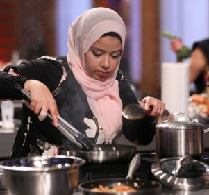 This 26-Year-Old Egyptian Made It to the Top 10 on MasterChef Canada