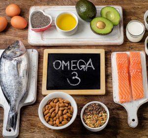 أهم 7 علامات لنقص الأوميجا 3 في جسمك