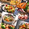 5 مطاعم في القاهرة بتقدم أحلى الأكلات العالمية