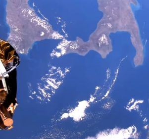 WATCH: Thanks to Egypt, the World Has 4K Footage of Planet Earth!