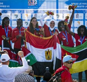 Egypt Currently Ranks First in African Games 2019 with 188 Medals 