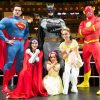 This September, the Justice League and Batman Take over Cairo Festival City Mall