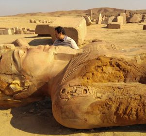 """""""Lost Egyptian City"""" of Tanis to Be Transformed into Open-Air Museum """