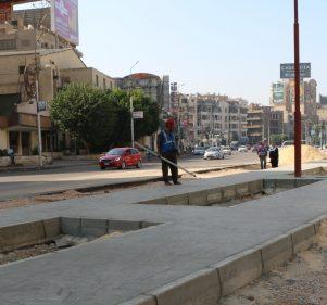 5 معلومات عن خطة تطوير شارع الحجاز في هليوبوليس