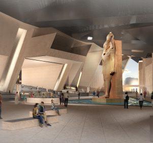 اعرفوا سعر تذكرة المتحف المصري الكبير ومصير متحف التحرير