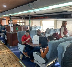 Arab Bridge Maritime Company Brings Back the Liner Service Between Sharm El Sheikh and Hurghada